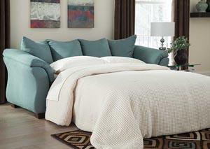 Darcy Sky Full Sofa Sleeper