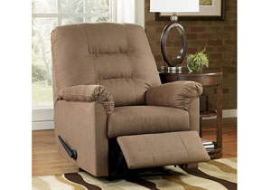 Durapella Mocha Zero Wall Recliner,Signature Design by Ashley