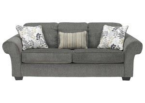 Makonnen Charcoal Sofa ,Signature Design by Ashley