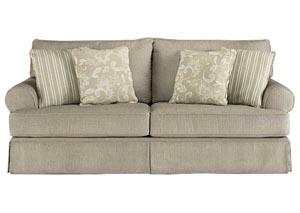 Candlewick Linen Sofa