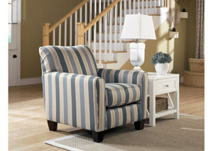 Addison Blue Accent Chair