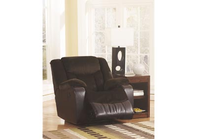 Tafton Java Rocker Recliner