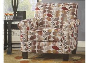 Ekron Oatmeal Accent Chair