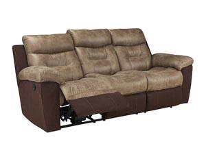 McLaurin Mocha Reclining Sofa