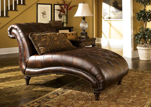Claremore Antique Chaise