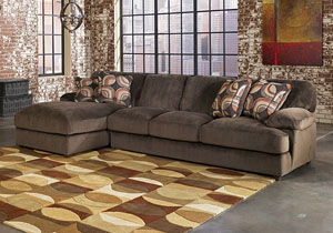 Truscotti Cafe Chaise End Sectional