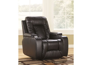 Matinee DuraBlend Eclipse Zero Wall Recliner,Signature Design by Ashley