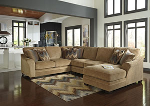 Lonsdale Barley Right Arm Facing Chaise End Sectional