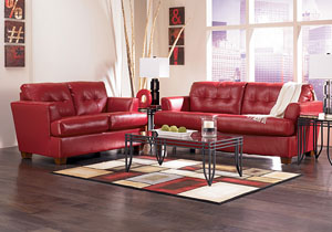 DuraBlend Scarlett Sofa & Loveseat