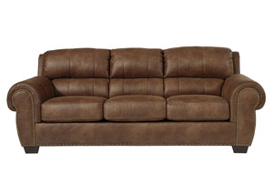 Burnsville Espresso Sofa,Signature Design by Ashley