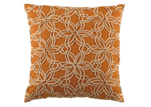 Rizi Tangerine Pillow
