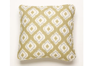 Lime/Aqua Macie Pillow,ABF Signature Design by Ashley