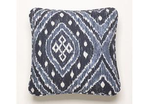Indigo Sumatra Pillow