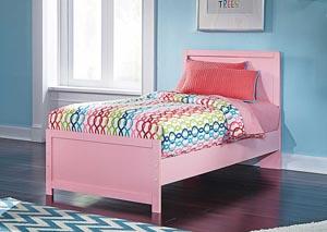 Bronett Twin Panel Bed