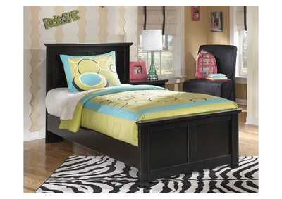 Maribel Twin Panel Bed,48 Hour Quick Ship