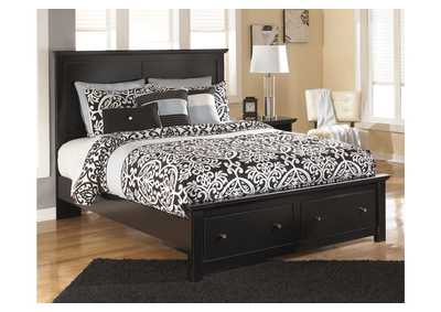 Maribel Queen Storage Platform Bed