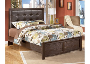 Aleydis Queen Upholstered Bed
