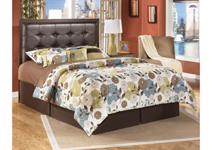 Aleydis King Upholstered Panel Headboard