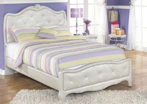 Zarollina Full Upholstered Bed