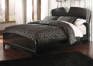 Bonnadeen Queen Panel Bed