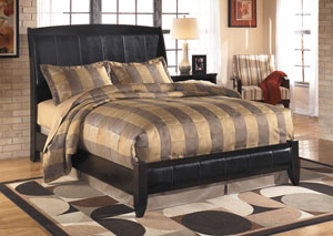 Harmony Queen Platform Bed