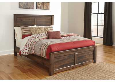 Quinden Queen Panel Bed,Signature Design by Ashley