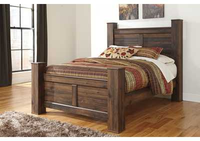 Quinden Queen Poster Bed