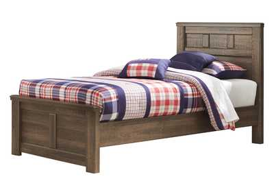 Juararo Twin Panel Bed,Signature Design by Ashley