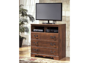 Timberline Media Chest