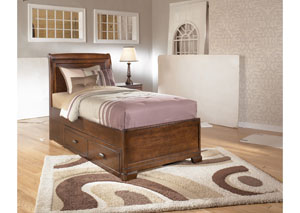 Alea Twin Storage Bed