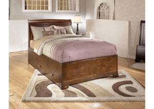 Alea Full Storage Bed