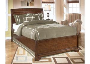 Alea Full Sleigh Bed