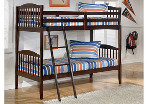 Rayville Twin/Twin Bunk Bed