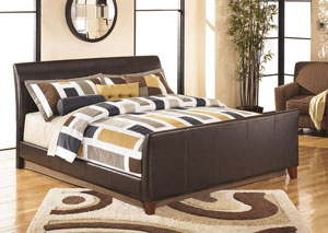 Stanwick California King Upholstered Bed
