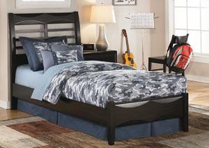 Kira Twin Panel Bed