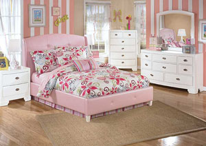 Alyn Full Upholstered Bed