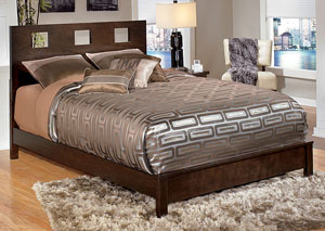 Winlane Queen Panel Bed