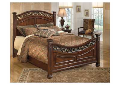 Leahlyn Queen Panel Bed,Signature Design by Ashley