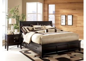 Martini Suite Queen Storage Bed