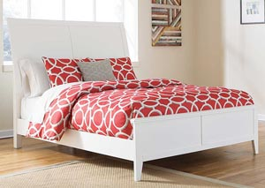 Langlor Queen Sleigh Bed