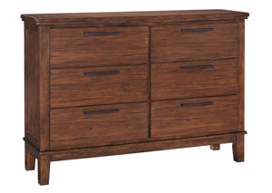 Ralene Medium Brown Dresser,Signature Design by Ashley