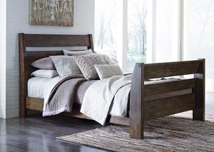 Emerfield Queen Sleigh Bed,Signature Design by Ashley