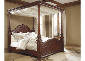 Martanny Queen Canopy Bed