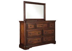 Leximore Dresser & Mirror