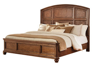 Maeleen King Platform Bed