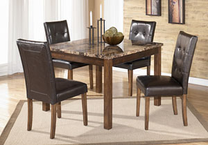 Theo 5 Piece Dinette Set,Signature Design by Ashley