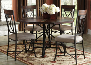 Vinasville Round Dining Table