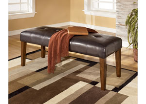 Lacey Large Upholstered Dining Bench