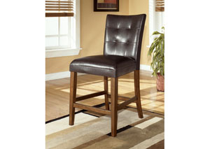 Lacey Upholstered Barstool (Set of 2)