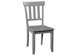 Bantilly Gray Dining Room Chair (Set of 2)